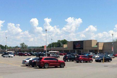 Midway Shopping Center - Offering Memorandum